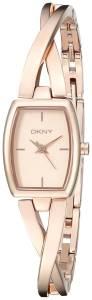[ダナキャラン]DKNY 腕時計 CROSSWALK Rose Gold Watch NY2314 レディース