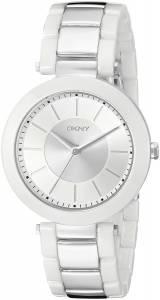 [ダナキャラン]DKNY 腕時計 STANHOPE Silver Watch NY2288 レディース [並行輸入品]