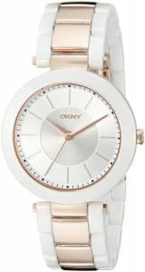 [ダナキャラン]DKNY 腕時計 STANHOPE Rose Gold Watch NY2290 レディース [並行輸入品]