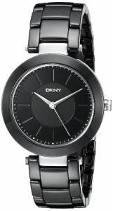 [ダナキャラン]DKNY 腕時計 STANHOPE Black Watch NY2292 レディース [並行輸入品]