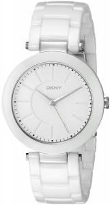 [ダナキャラン]DKNY 腕時計 STANHOPE White Watch NY2291 レディース [並行輸入品]
