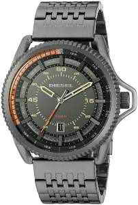 [ディーゼル]Diesel 腕時計 Rollcage Analog Display Analog Quartz Grey Watch DZ1719 メンズ