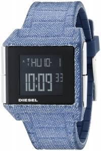 [ディーゼル]Diesel 腕時計 Big Bet Digital Display Analog Quartz Blue Watch DZ1713 メンズ