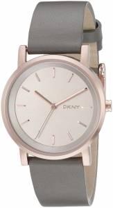 [ダナキャラン]DKNY 腕時計 SOHO Grey Watch NY2341 レディース [並行輸入品]