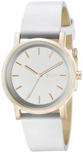[ダナキャラン]DKNY 腕時計 SOHO White Watch NY2340 レディース [並行輸入品]