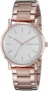 [ダナキャラン]DKNY 腕時計 SOHO Rose Gold Watch NY2344 レディース [並行輸入品]
