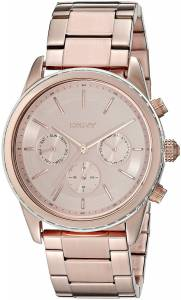 [ダナキャラン]DKNY 腕時計 ROCKAWAY Rose Gold Watch NY2331 レディース [並行輸入品]