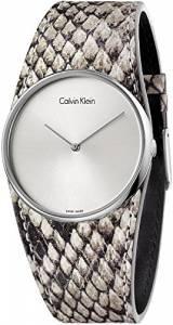 [カルバン クライン]Calvin Klein 腕時計 Spellbound Leather Watch K5V231L6