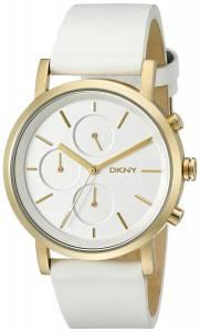 [ダナキャラン]DKNY 腕時計 SOHO White Watch NY2337 レディース [並行輸入品]