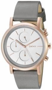 [ダナキャラン]DKNY 腕時計 SOHO Grey Watch NY2338 レディース [並行輸入品]