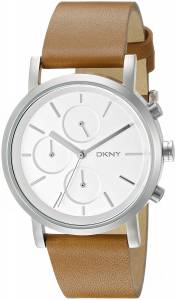 [ダナキャラン]DKNY 腕時計 SOHO Brown Watch NY2336 レディース [並行輸入品]