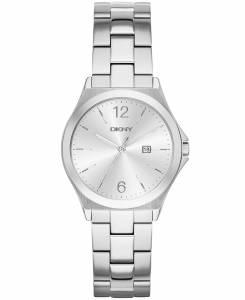 [ダナキャラン]DKNY 腕時計 PARSONS Silver Watch NY2365 レディース [並行輸入品]