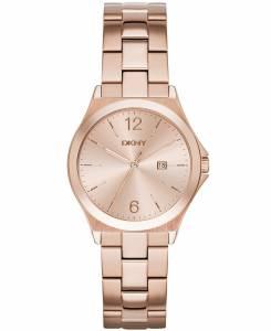 [ダナキャラン]DKNY 腕時計 PARSONS Rose Gold Watch NY2367 レディース [並行輸入品]
