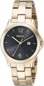 [ダナキャラン]DKNY 腕時計 PARSONS Gold Watch NY2366 レディース [並行輸入品]