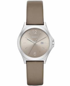 [ダナキャラン]DKNY 腕時計 PARSONS Brown Watch NY2370 レディース [並行輸入品]