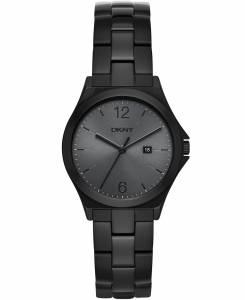 [ダナキャラン]DKNY 腕時計 PARSONS Black Watch NY2369 レディース [並行輸入品]