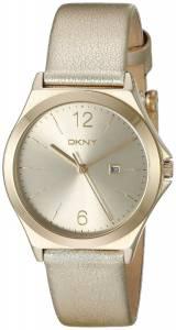 [ダナキャラン]DKNY 腕時計 PARSONS Gold Watch NY2371 レディース [並行輸入品]