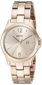 [ダナキャラン]DKNY 腕時計 PARSONS Gold Watch NY2368 レディース [並行輸入品]