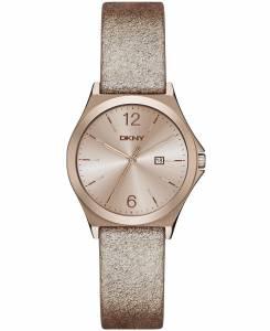 [ダナキャラン]DKNY 腕時計 PARSONS Rose Gold Watch NY2372 レディース [並行輸入品]