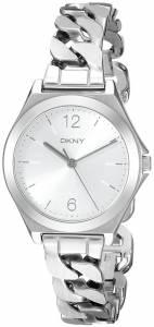 [ダナキャラン]DKNY 腕時計 PARSONS Silver Watch NY2424 レディース [並行輸入品]