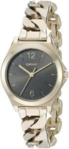 [ダナキャラン]DKNY 腕時計 PARSONS Gold Watch NY2425 レディース [並行輸入品]