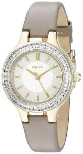 [ダナキャラン]DKNY 腕時計 CHAMBERS Brown Watch NY2432 レディース [並行輸入品]
