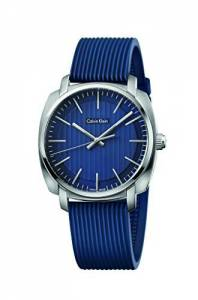 [カルバン クライン]Calvin Klein  Highline Blue Quatz Analog Watch K5M311ZN メンズ