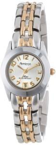 [アーミトロン]Armitron  75/2435 TwoTone Easy to Read Dial Dress Watch 75-2435 レディース
