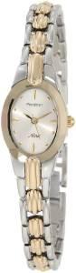 [アーミトロン]Armitron 腕時計 75/3313SVTT TwoTone Dress Watch 75-3313SVTT レディース