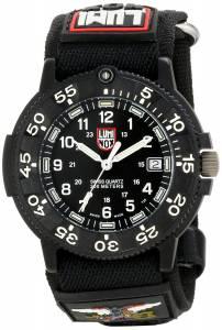 [ルミノックス]Luminox 腕時計 Navy Seal Faststrap 3900 Black Strap Watch A.3901 メンズ