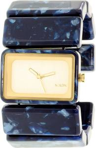 [ニクソン]NIXON 腕時計 Vega Blue Plastic Quartz Watch A7261047 レディース