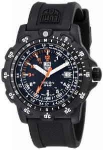 [ルミノックス]Luminox  Recon Point Analog Display Quartz Black Watch LM8822.MI メンズ