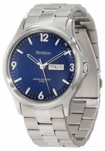 [アーミトロン]Armitron 腕時計 20/4847BLSV メンズ [並行輸入品]