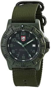 [ルミノックス]Luminox  Black Ops Analog Display Analog Quartz Black Watch 8817.GO メンズ
