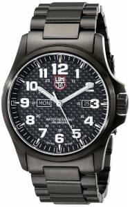 [ルミノックス]Luminox 腕時計 Atacama Analog Display Quartz Black Watch A.1922 メンズ