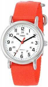 [タイメックス]Timex 腕時計 AnalogQuartz Orange Watch T2N8709J レディース