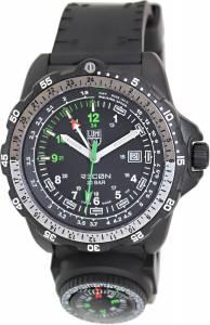 [ルミノックス]Luminox 腕時計 Recon Analog Display Quartz Black Watch A.8832.MI メンズ