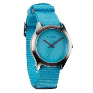 [ニクソン]NIXON 腕時計 Mod Bright Blue Watch A348-430 レディース [並行輸入品]