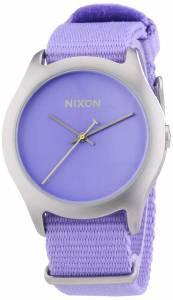 [ニクソン]NIXON 腕時計 Mod Watch Pastel Purple A3481366-00 レディース [並行輸入品]