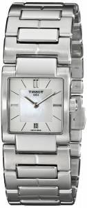 [ティソ]Tissot  T2 Analog Display Swiss Quartz Silver Watch TIST0903101111100 レディース