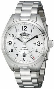 [ハミルトン]Hamilton  Khaki Field Analog Display Automatic Self Wind Silver Watch H70505153