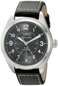 [ハミルトン]Hamilton  Khaki Field Analog Display Automatic Self Wind Black Watch H70505733