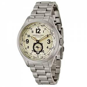 [ハミルトン]Hamilton 腕時計 Khaki Aviation QNE Automatic Watch H76655123 メンズ