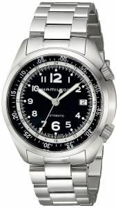 [ハミルトン]Hamilton 腕時計 Khaki Aviation Stainless Steel Watch H76455133 メンズ