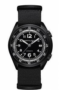 [ハミルトン]Hamilton ?Khaki Aviation Pilot Pioneer Watch Black Dial Aluminium Case H80485835