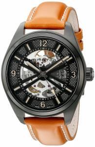 [ハミルトン]Hamilton  Khaki Field Analog Display Automatic Self Wind Brown Watch H72585535