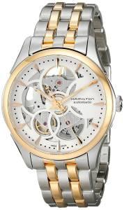 [ハミルトン]Hamilton  Jazzmaster Analog Display Automatic Self Wind Silver Watch H32425251