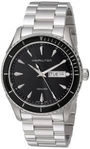 [ハミルトン]Hamilton  Jazzmaster Analog Display Quartz Silver Watch H37511131 メンズ