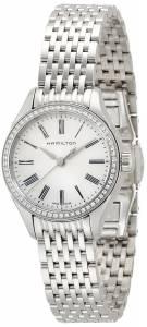 [ハミルトン]Hamilton 腕時計 Valiant Silver Watch H39211194 レディース [並行輸入品]