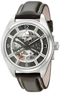 [ハミルトン]Hamilton  Khaki Field Analog Display Automatic Self Wind Brown Watch H72515585